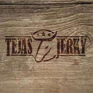 Tejas Jerky Logo