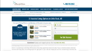 aplaceformom.com cro design phase one